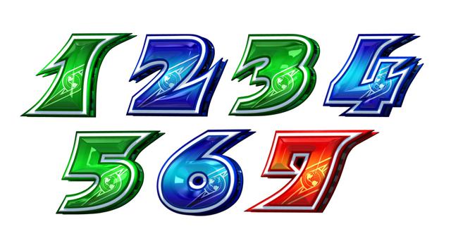 Light 2 version ウルトラセブン ぱちんこ
